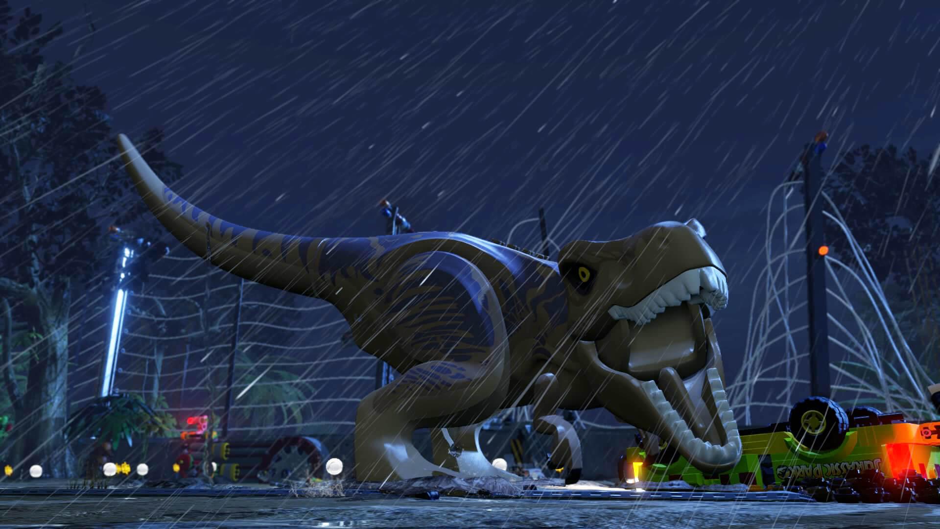 Lego Jurassic 01