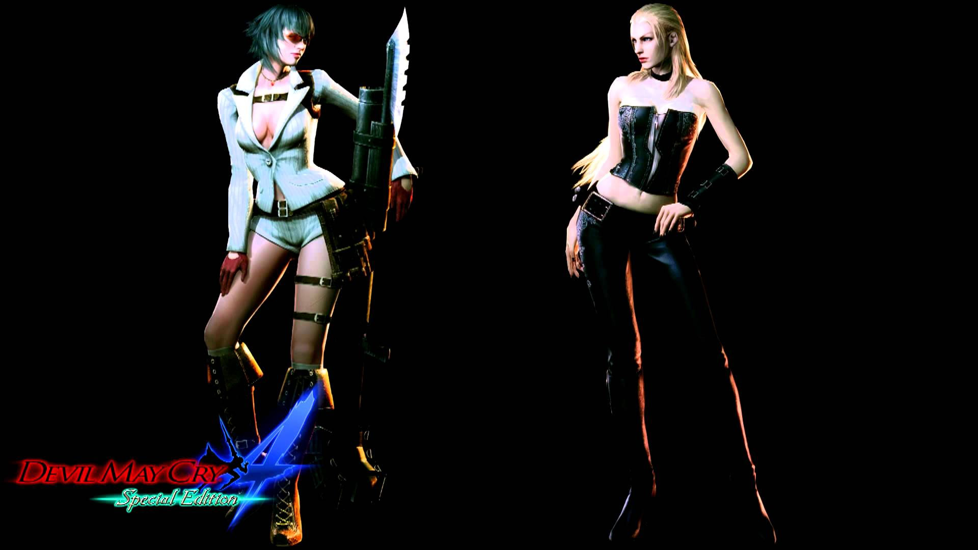 Devil May Cry 4 Ladies