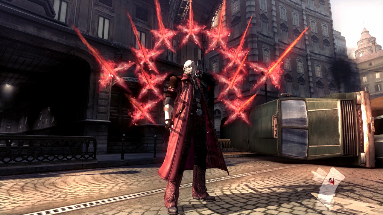 Devil May Cry Dante 1