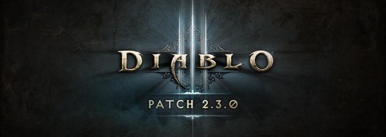 Diablo 2.3.0 front