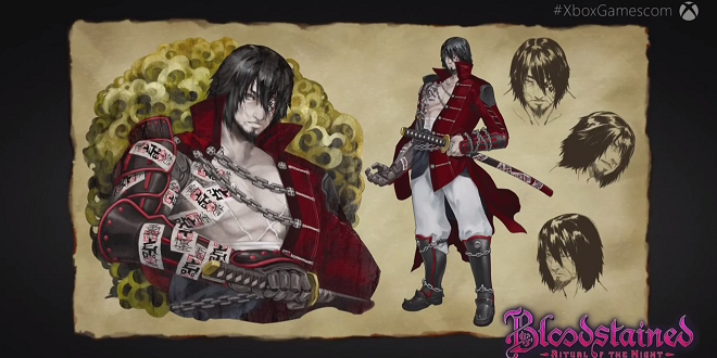 Bloodstained new character