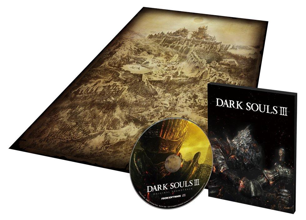 Dark Souls 3 limited edition