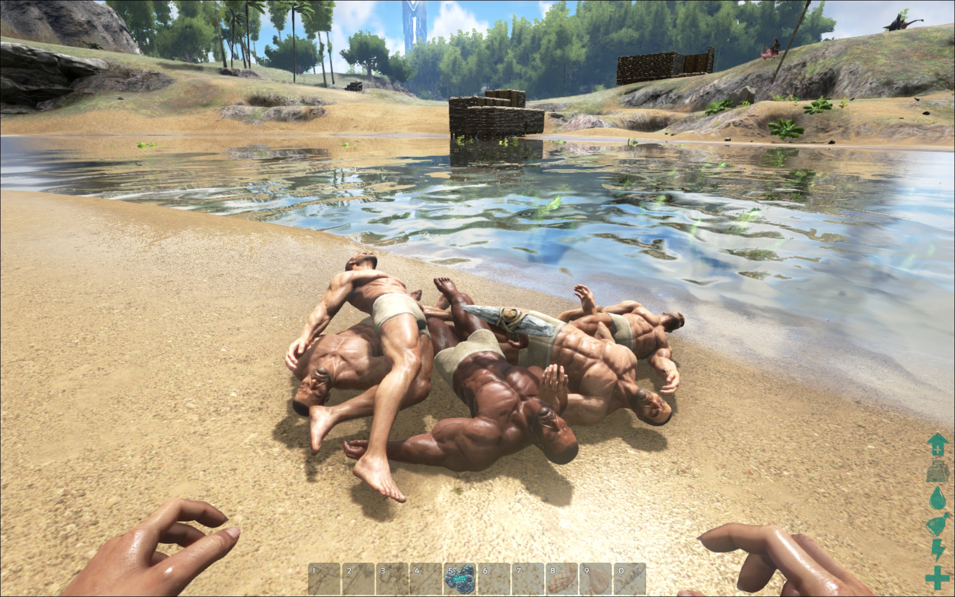 ARK-Survival-Evolved-LOL-Players