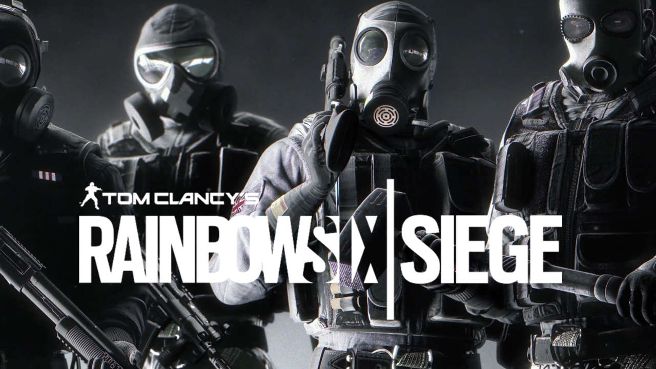 Rainbow Six Siege Unit