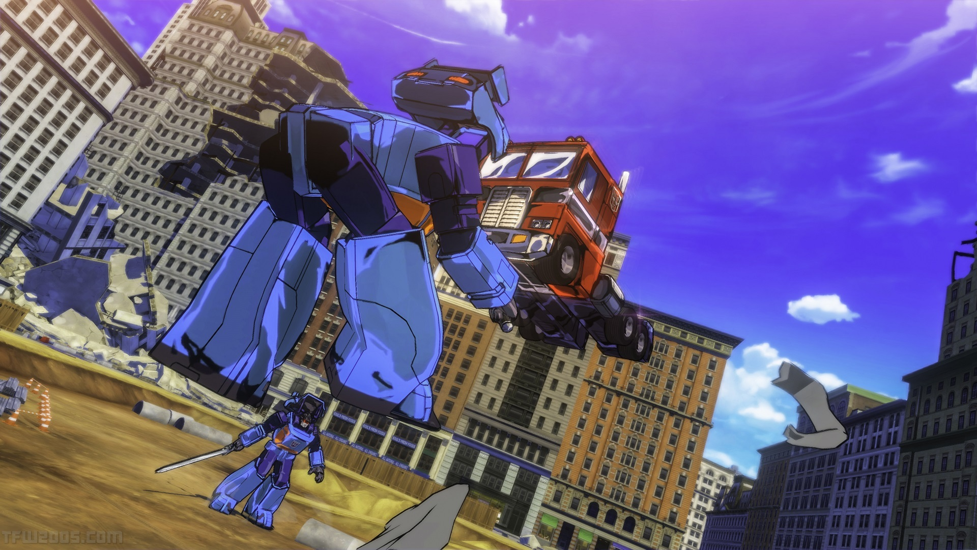 transformers-devastation-car attack