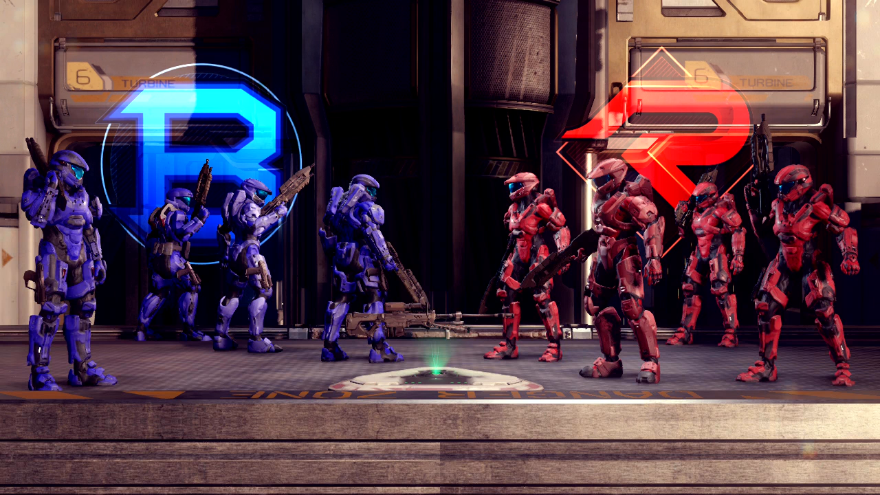 halo 5 red blue