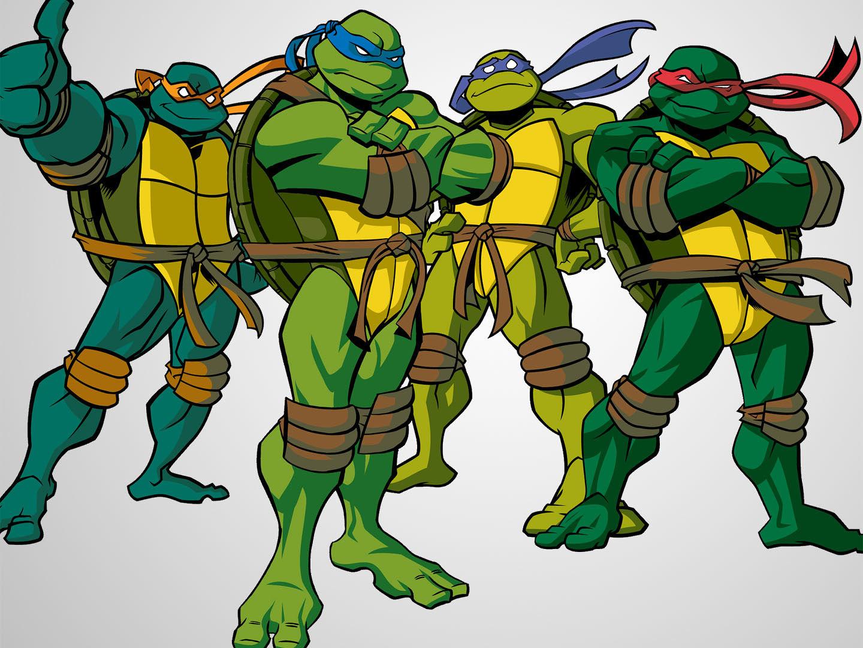 3014649 Cast Of Teenage Mutant Ninja Turtles 5 The Teenage Mutant