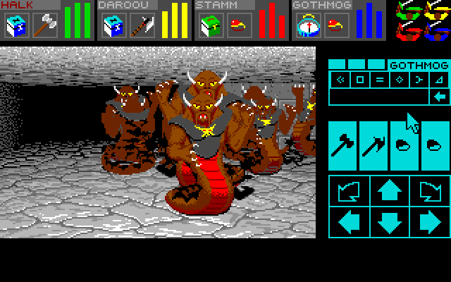 Early RPG Dungeon Master
