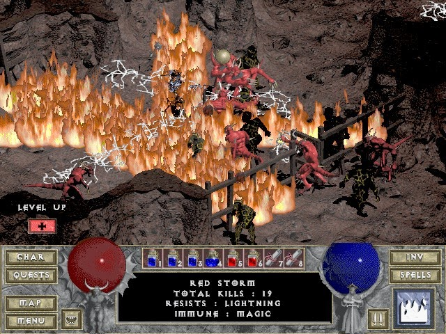 First Diablo
