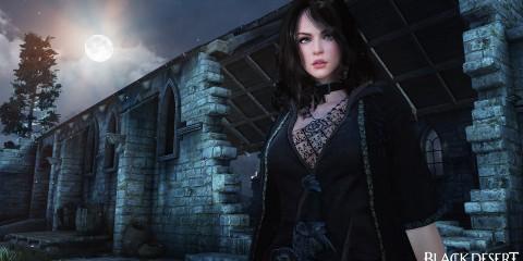 Black Desert Online MMORPG