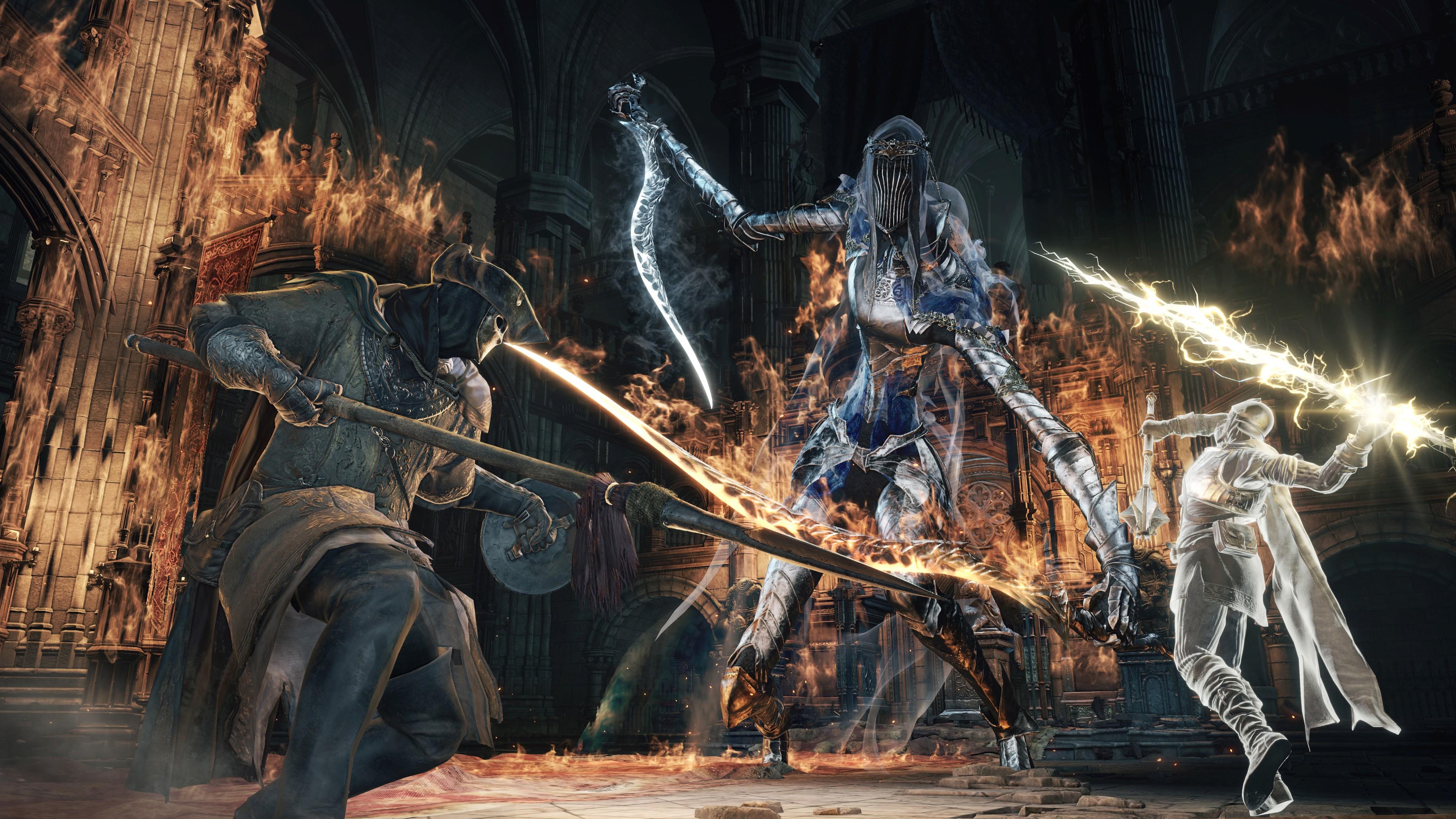Dark Souls 3 III