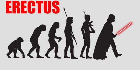 erectus front