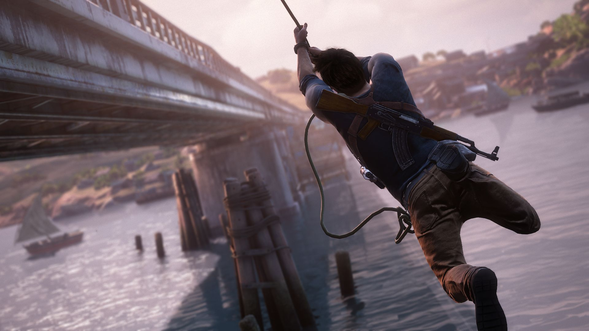 uncharted 4 review 2