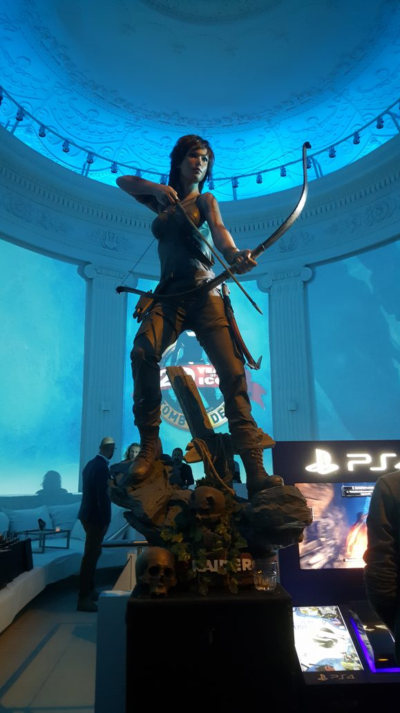 tomb raider lara croft 20 years
