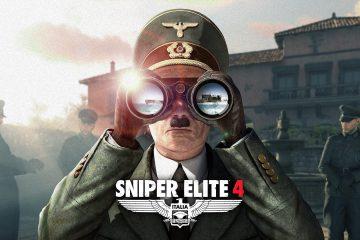sniper elite 4 front