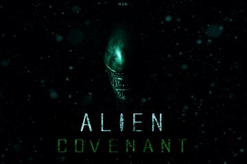 Alien covenant front