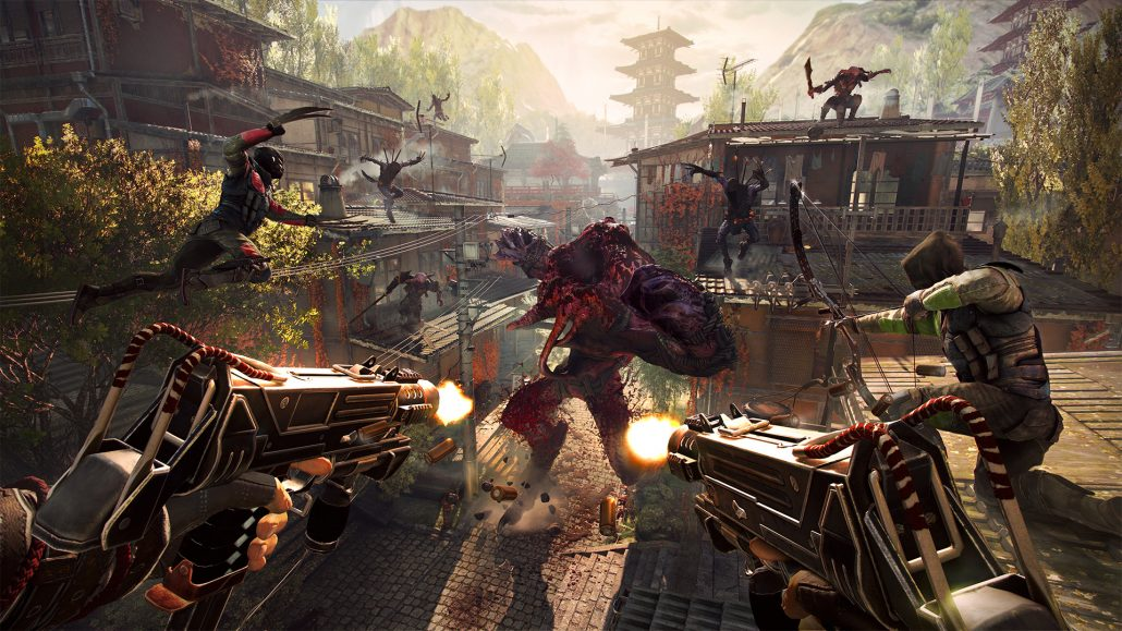 Shadow Warrior 2 - Screen 1